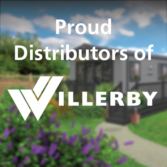 Proud Distributors of Willerby Holiday Homes